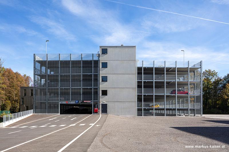 Parkhaus Salzburg