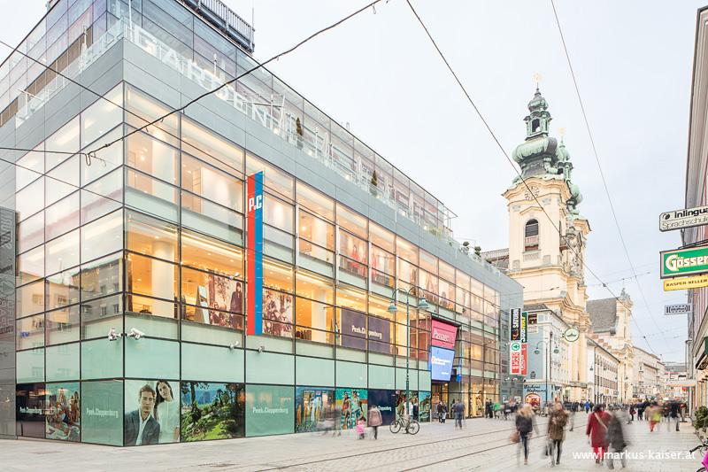 Hier findest du alle Filialen von Peek & Cloppenburg in Linz. Du kommst zu den Details der Filiale (Adresse, Öffnungszeiten, Webseite und gültige Angebote), wenn .