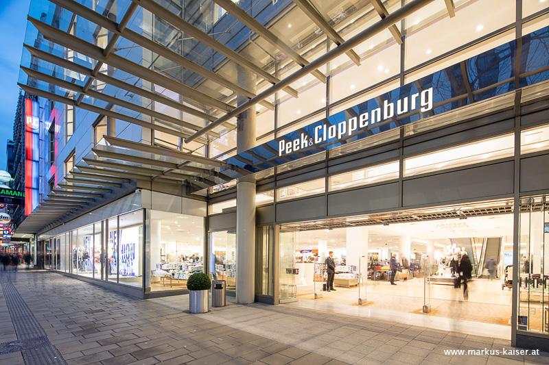 Peek Und Cloppenburg Wien